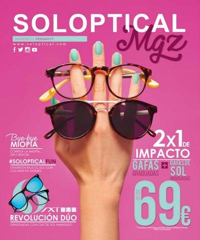 dda17f6a05 Soloptical Magazine 1ª Edición by SOLOPTICAL - issuu