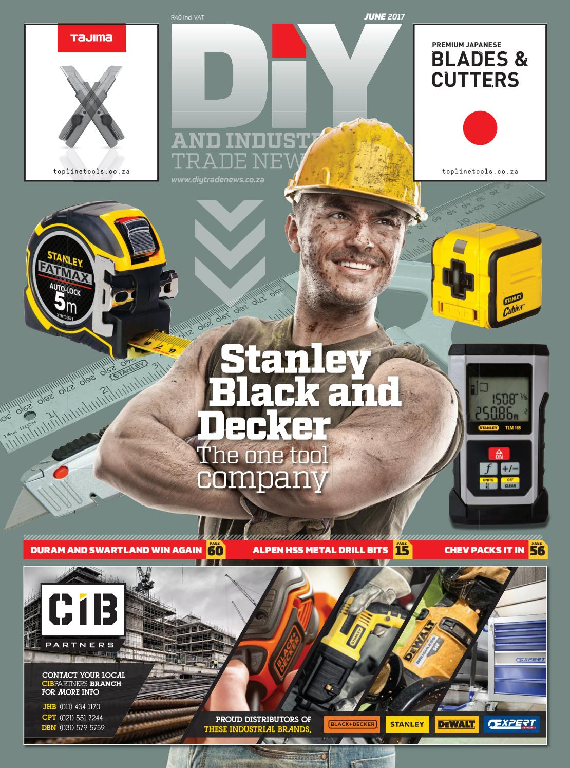 DIY and Industrial Trade News - June 2017 by New Media B2B - issuu