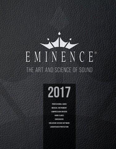 """Eminence ISO-5 5/"""" Midrange//Midbass Isolation Enclosure"""