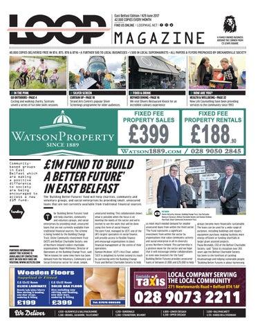 Loop Mag : East Belfast June 2017 by Loop Publications - issuu