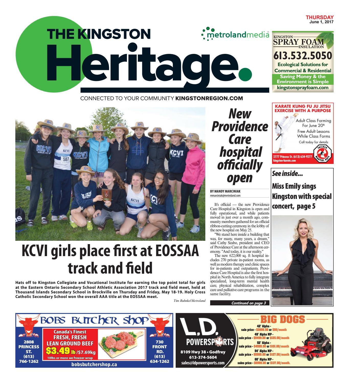 Kingston 060117 by Metroland East - Kingston Heritage / Real Estate