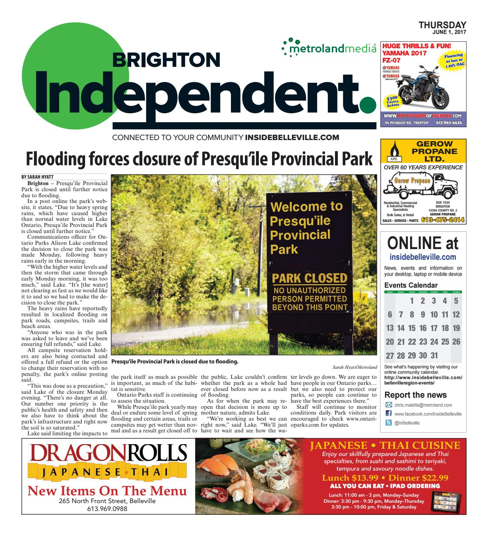 Brighton060117 by Metroland East - Brighton Independent - issuu