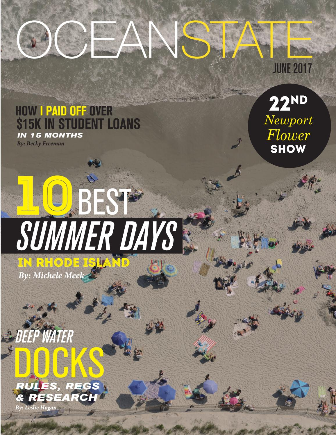 Ocean state magazine june 2017 by ocean state magazine issuu geenschuldenfo Image collections