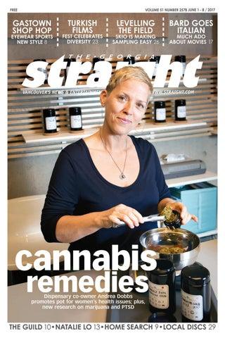 684ecff7e40 The Georgia Straight - Cannabis Remedies - June 1