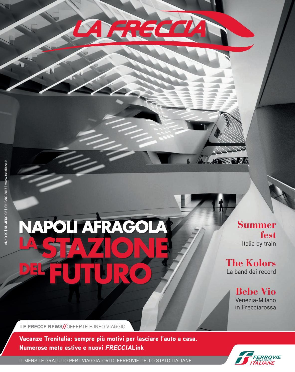 La Freccia giugno 2017 by Edizioni La Freccia e In Regione