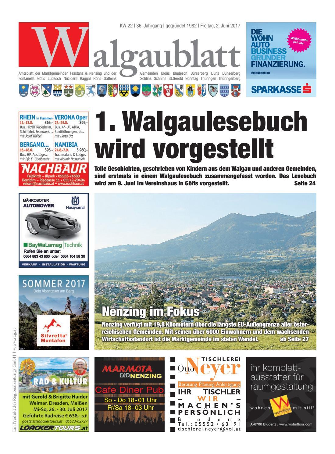 Walgaublatt 22 by Regionalzeitungs GmbH - issuu