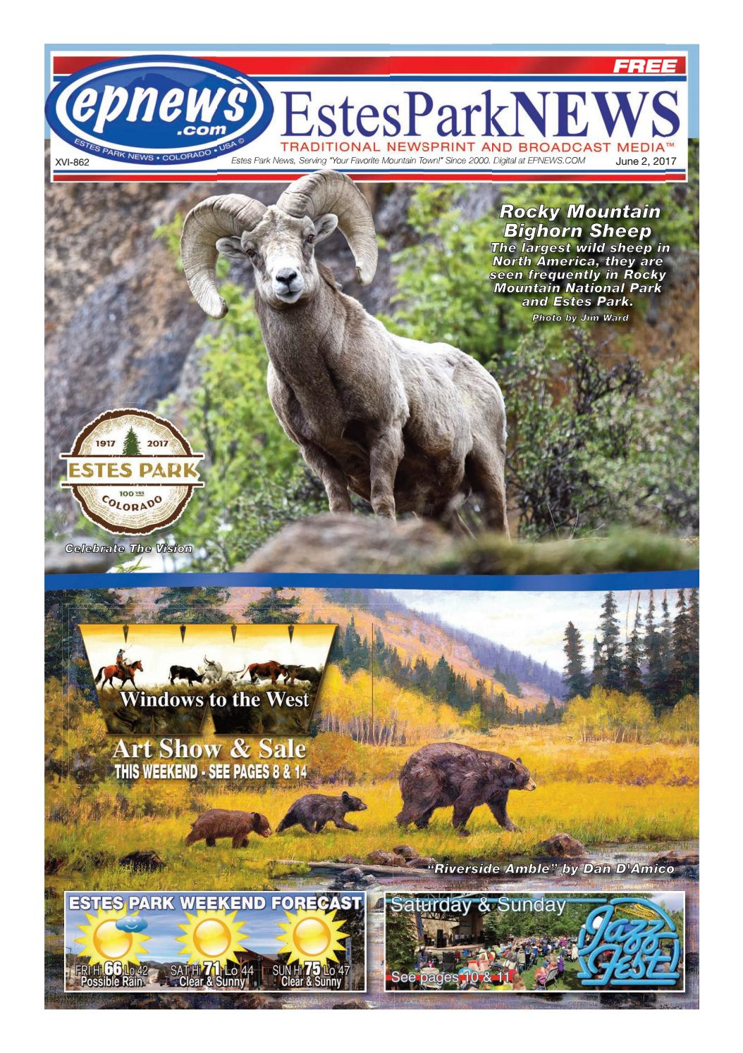 Estes Park News June 2 2017 By Estes Park News Inc Issuu