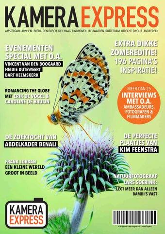 c86ab06b786d8d Kamera Express Magazine - Editie lente/zomer by Kamera Express - issuu
