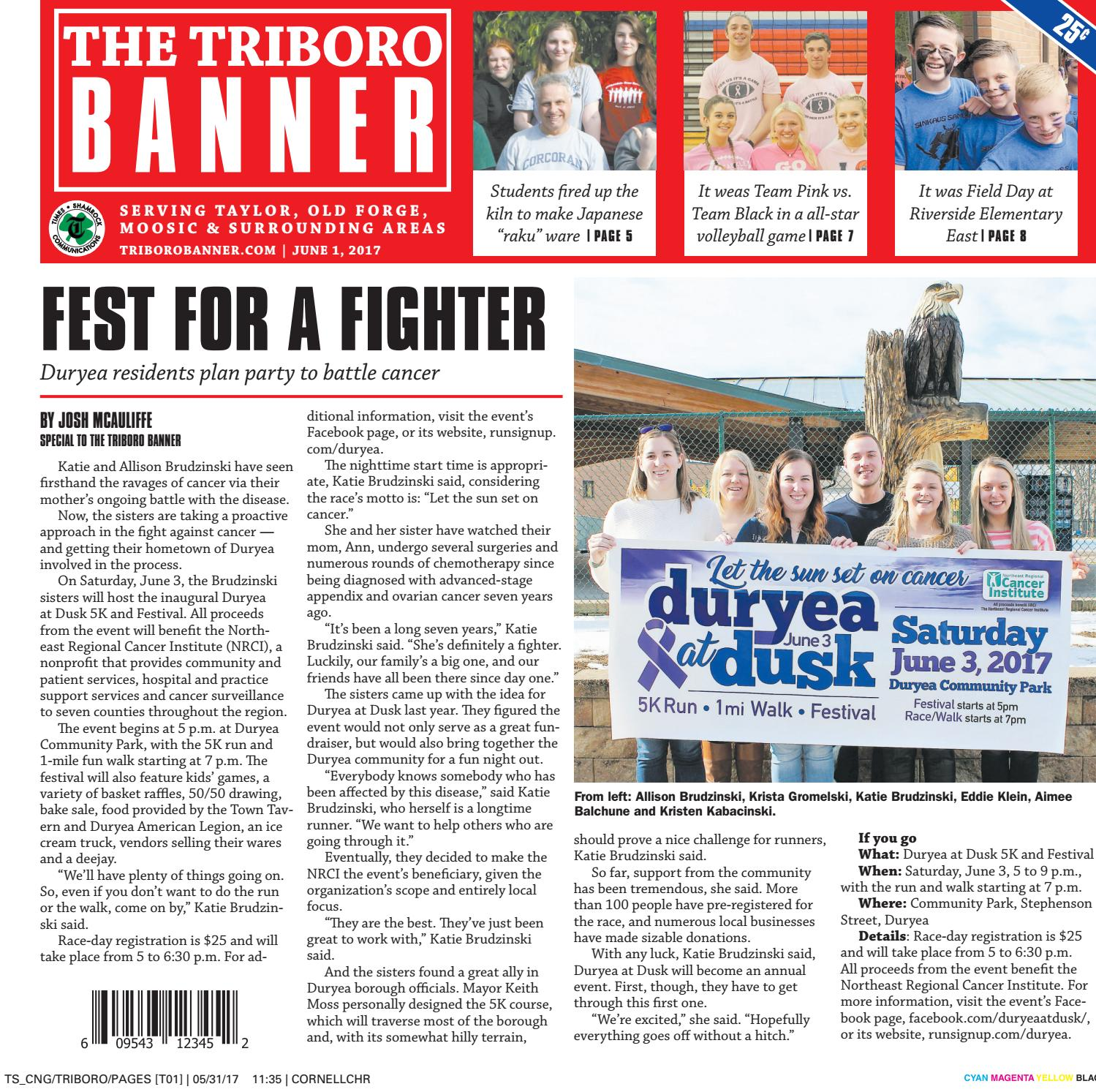 The Triboro Banner 06 01 17 by CNG Newspaper Group issuu
