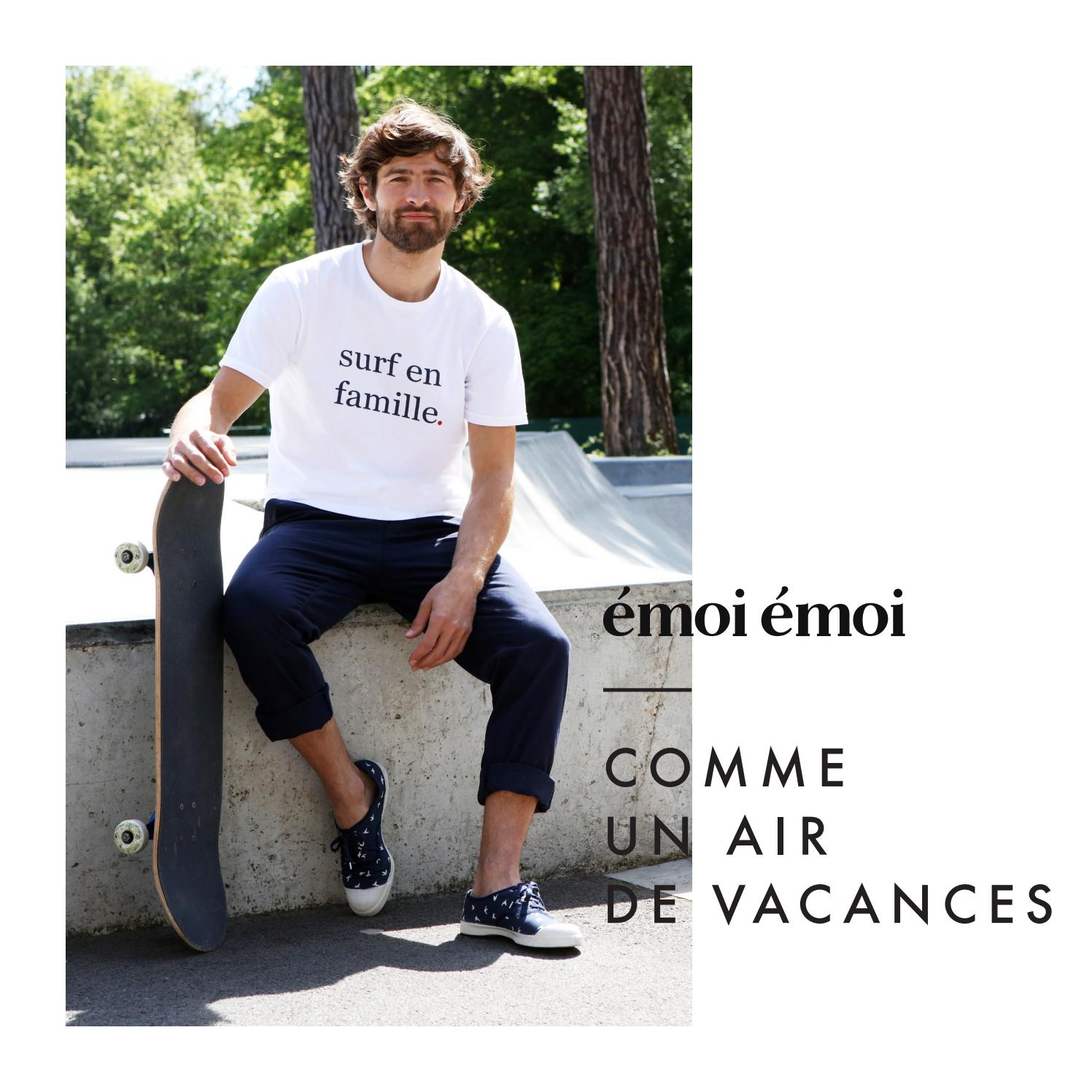 Lookbook Comme Vacances By Air Un De Émoi Issuu 0nPwOk