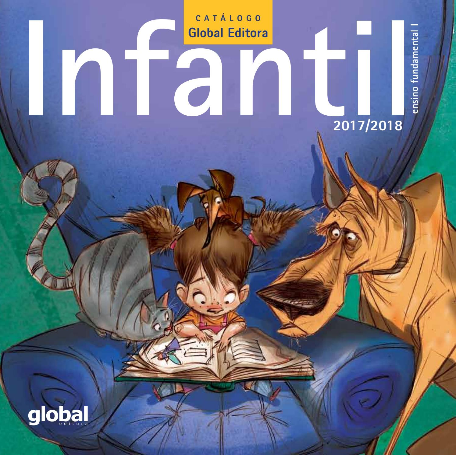 70085a1d5c50a Catálogo Infantil - Fundamental I - 2017 2018 by Global Editora - issuu