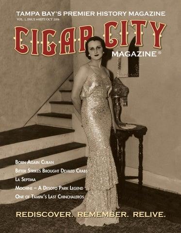 fe806361b6 Cigar City Magazine Sept-Oct 2006 by Cigar City Magazine - issuu