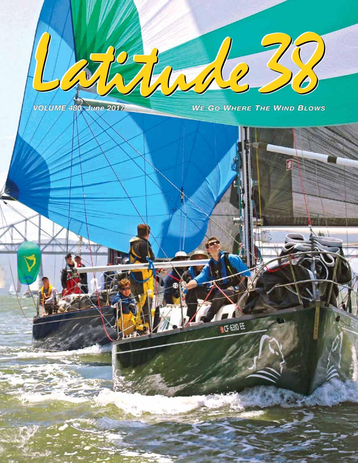 Latitude 38 June 2017 By Media Llc Issuu Universal Trailer Wiring Harness