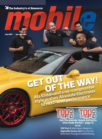 Mobile Electronics Magazine June 2017
