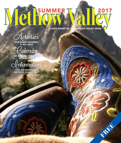 Methow Valley Summer 2017 By News