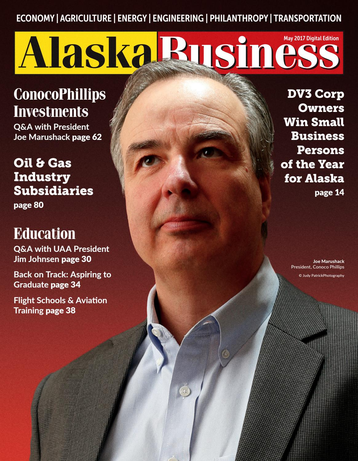 Alaska Business Monthly May 2017 By Alaska Business   Issuu