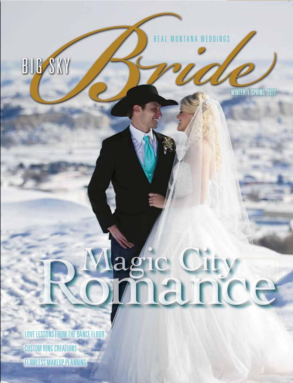 Big Sky Bride Winter