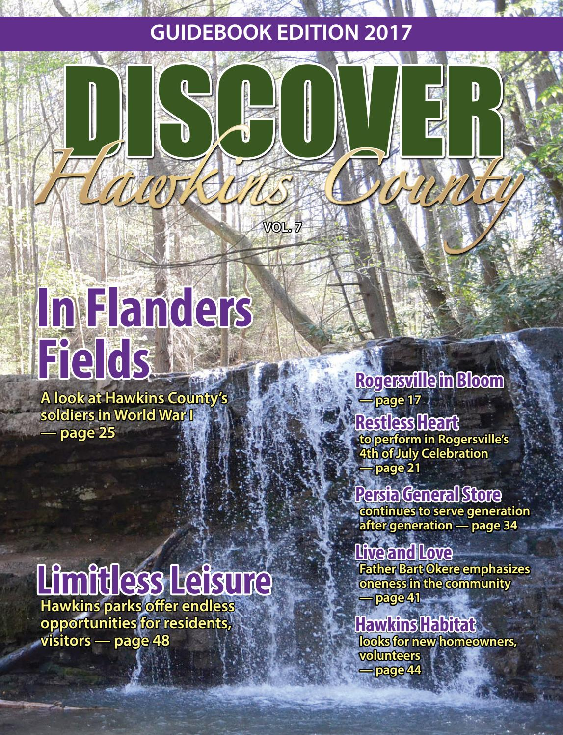c5e7ad185df Discover Hawkins County 2017 by Discover Hawkins County - issuu