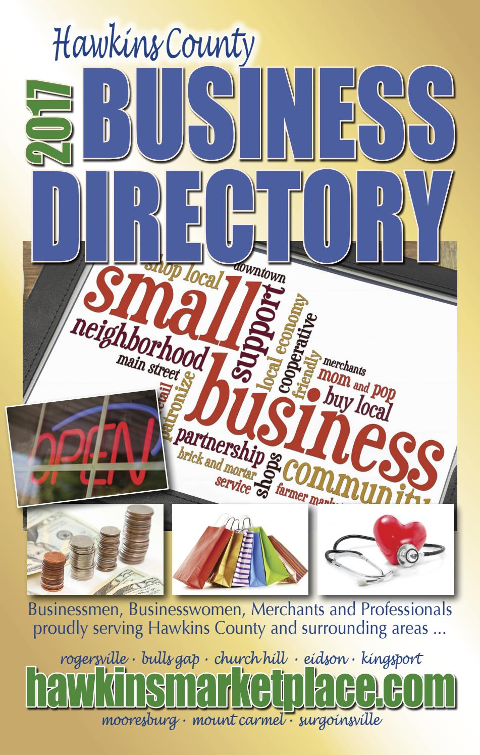 71308caec6d475 Hawkins County Business Directory 2017 by Discover Hawkins County ...