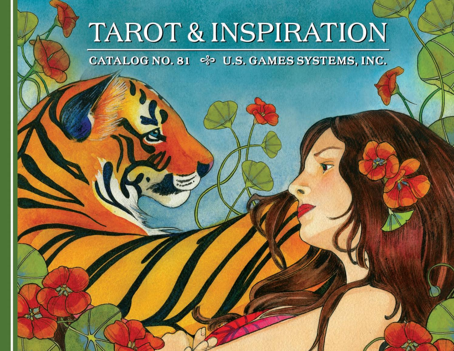 Tarot & Inspiration Catalog No. 81 by U.S. Games Systems, Inc. - issuu