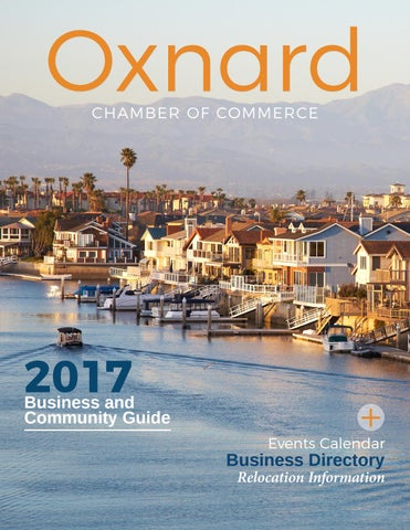 Strawberry Festival 2020 Oxnard.2017 Oxnard Chamber Business Directory By Oxnard Chamber Of