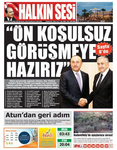 d6b4ec91a3eb1 2 haziran 2017 by Halkı Sesi Gazetesi KKTC - issuu