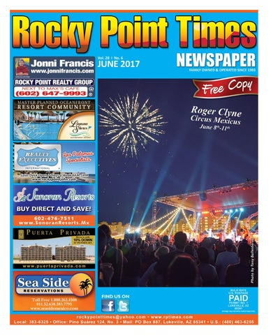 Rocky Point Times June 2017 by Rocky Point Services - issuu