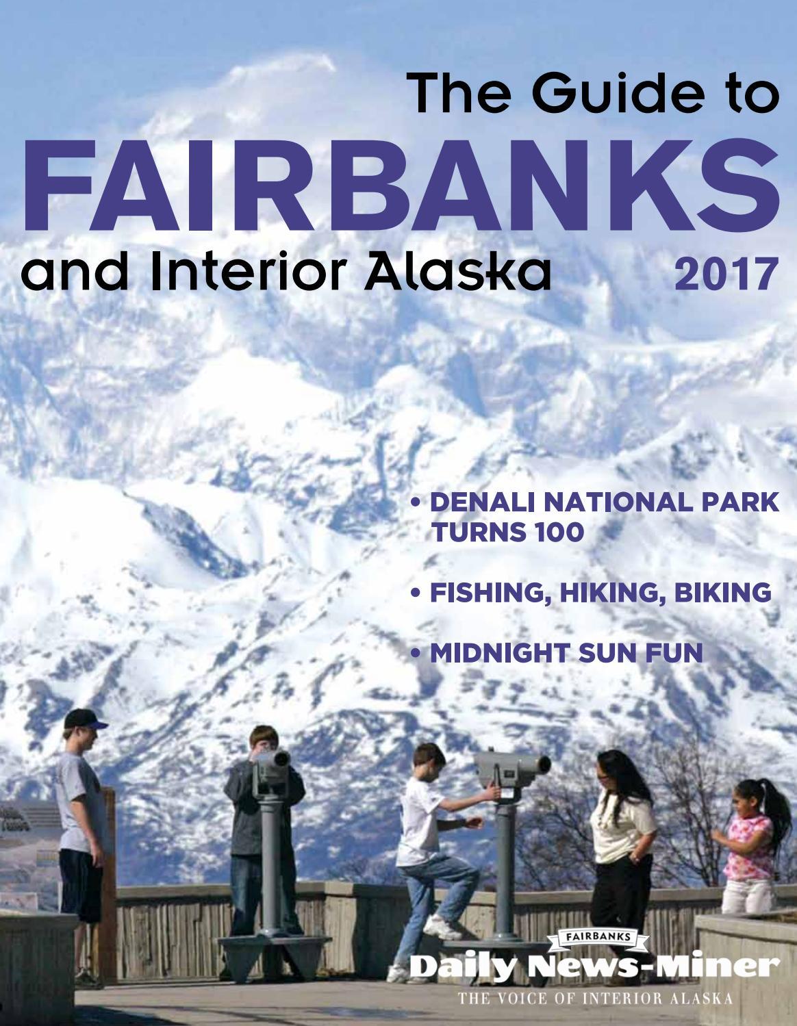 2017 interior alaska visitors guide by fairbanks daily - Interior women s health fairbanks ak ...