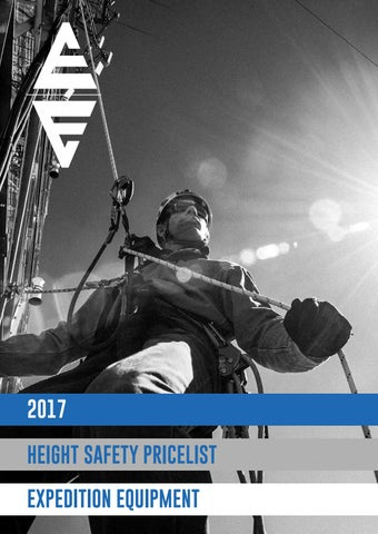 Expedition Equipment 2017 Safety Retail by Expedition Equipment - issuu