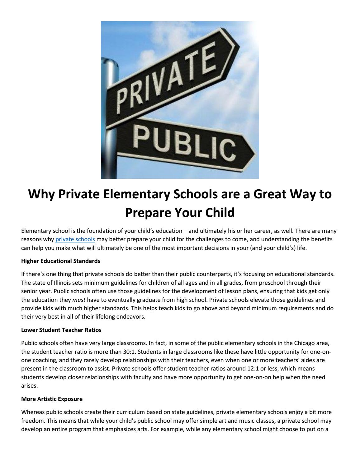 How to choose a private school curriculum 95