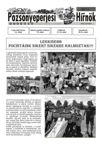 Csallokoz 49-2010 by Csallóköz Šéfredaktor - issuu ea9d3ccbe1