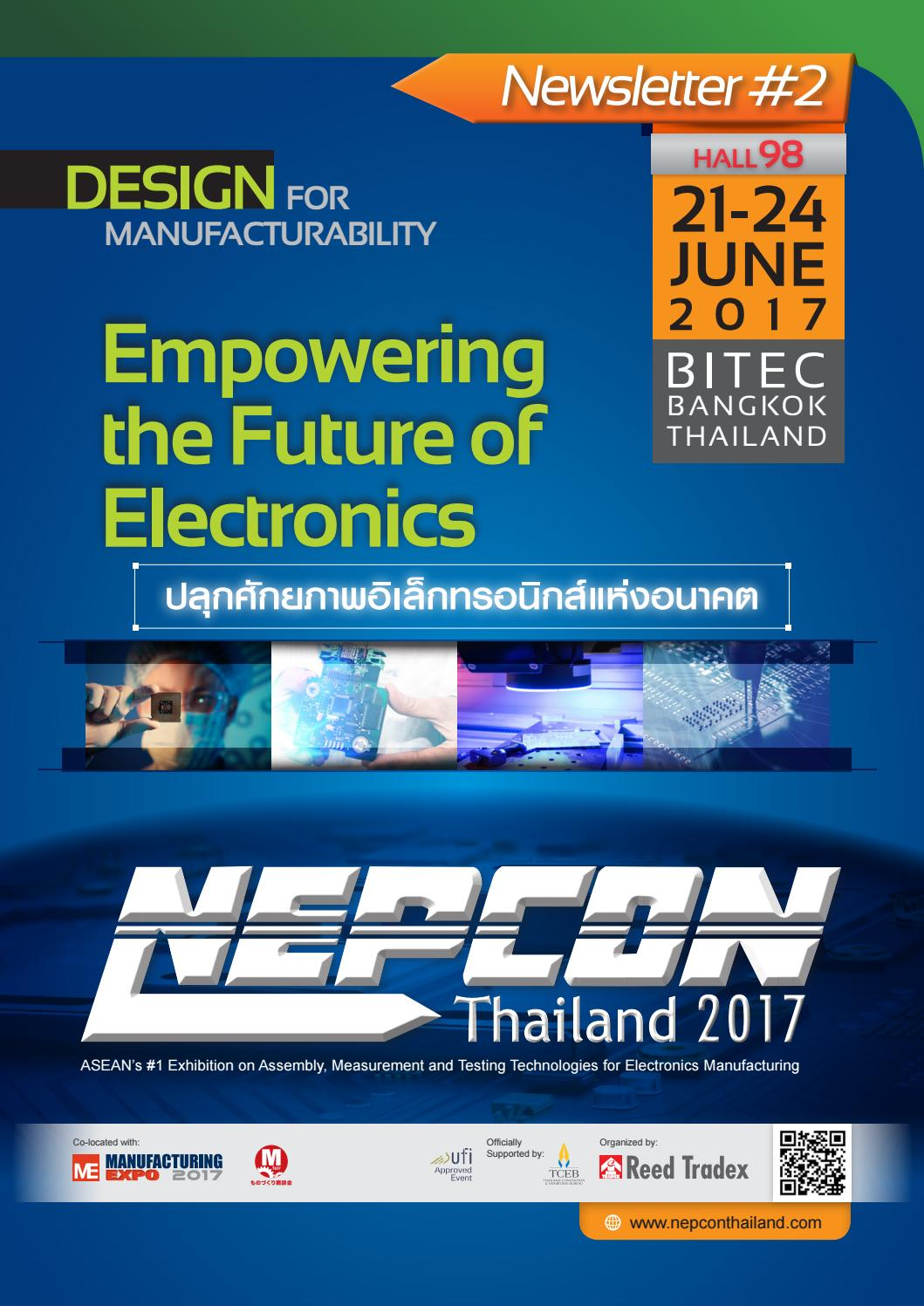 Nepcon 2017 Newsletter 2 By Reed Tradex Co Ltd Issuu Kontakt Pcc Printed Circuit Board Cleaning Spray Esd Shop