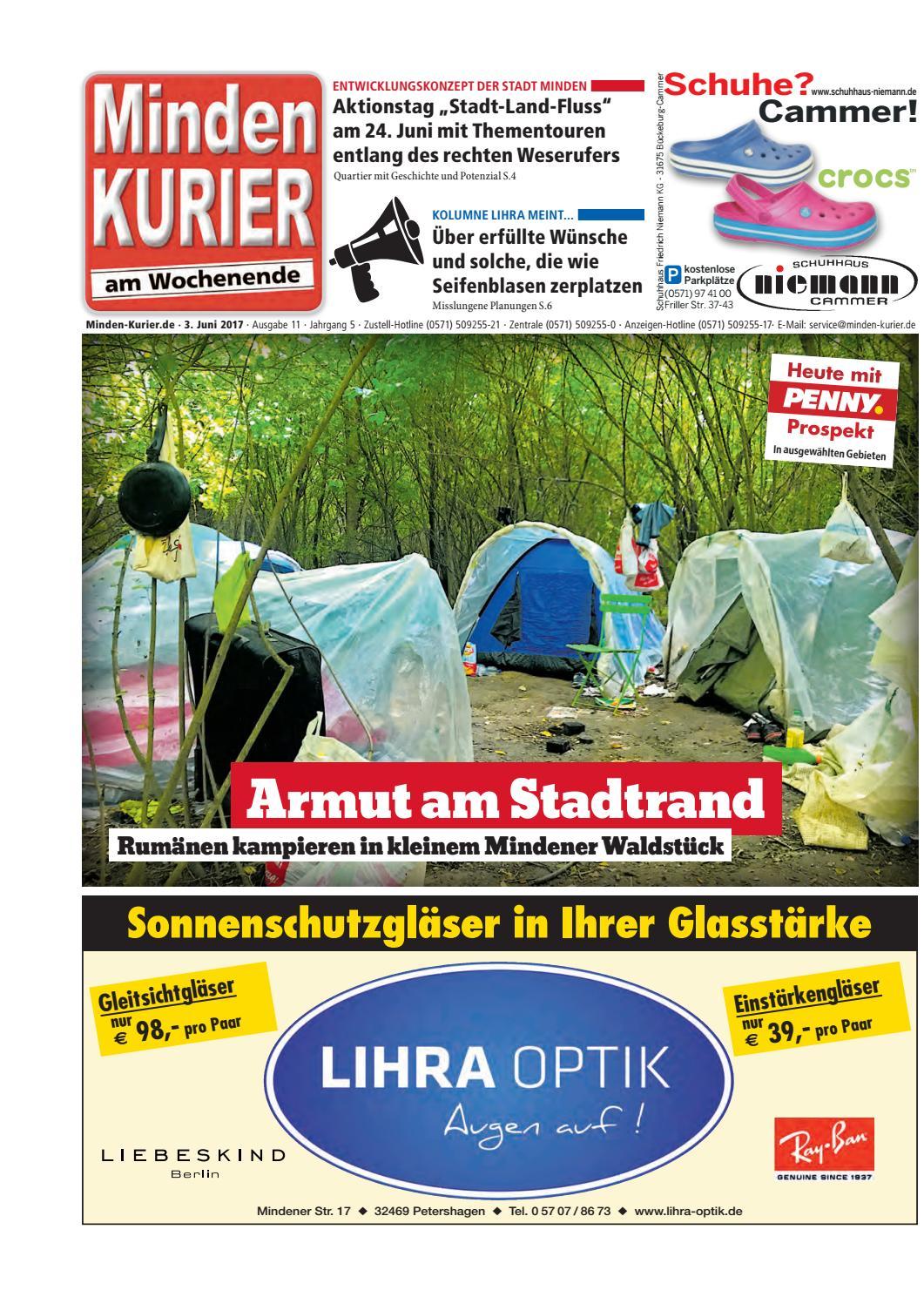 3. Juni 2017   Armut Am Stadtrand By Minden Kurier   Issuu