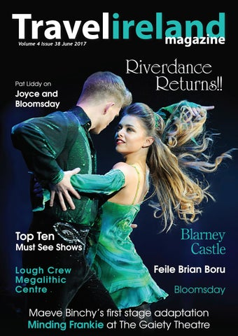 Travel Ireland Volume 4 Issue 38 By Travel Ireland Magazine Issuu