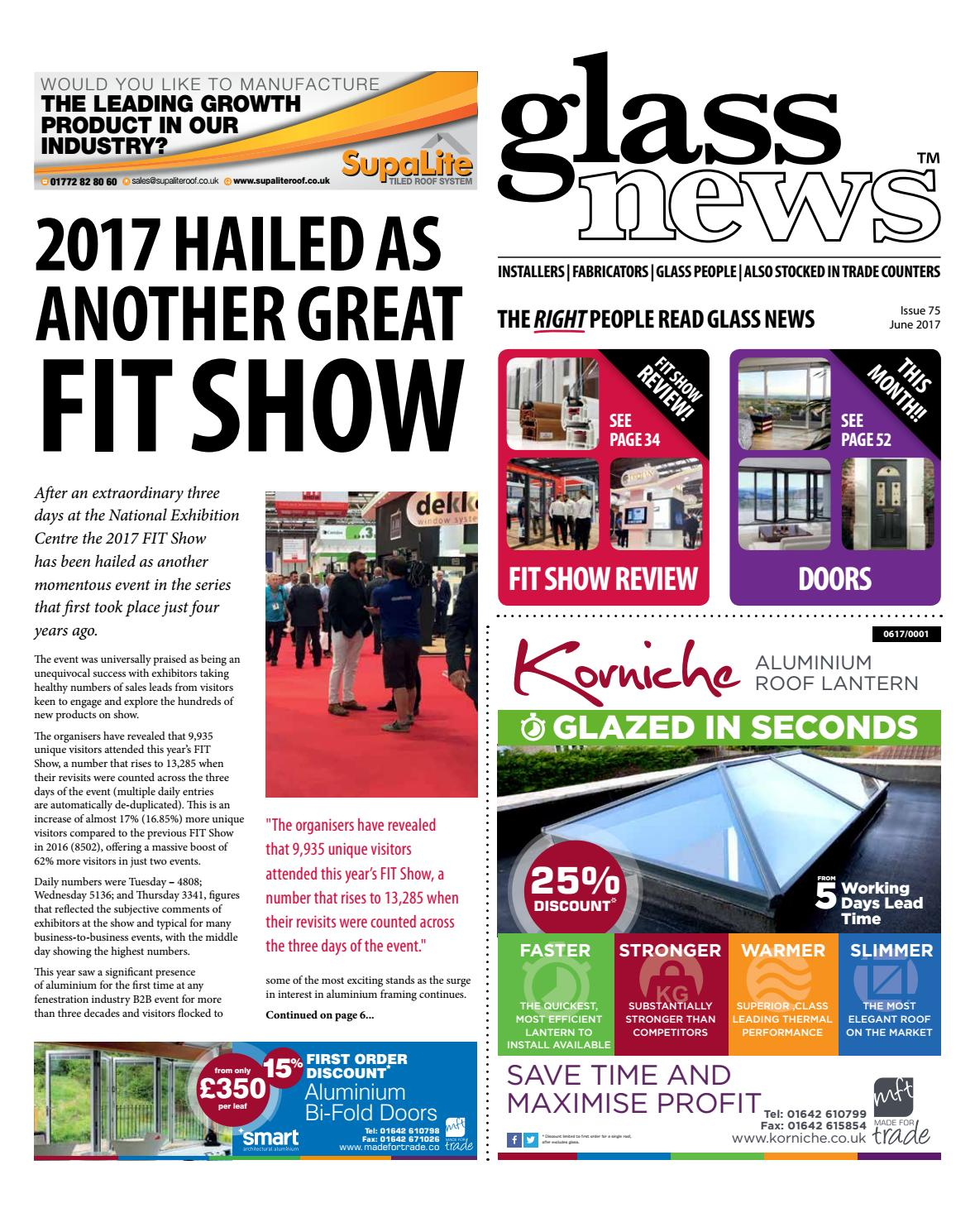 Glass news june 2017 by christina shaw issuu fandeluxe Image collections