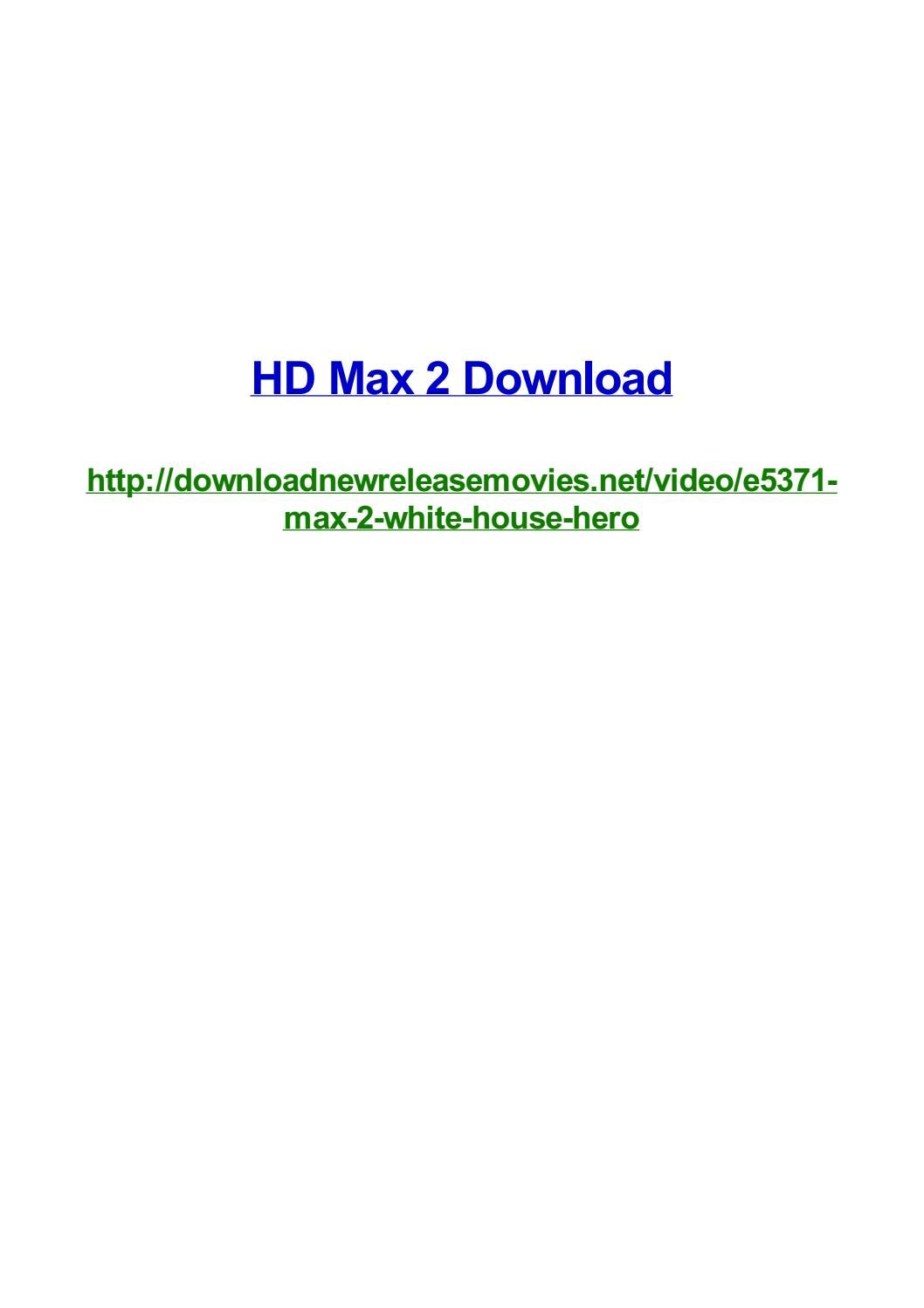 Hd max 2 download by Frank Seamons - issuu