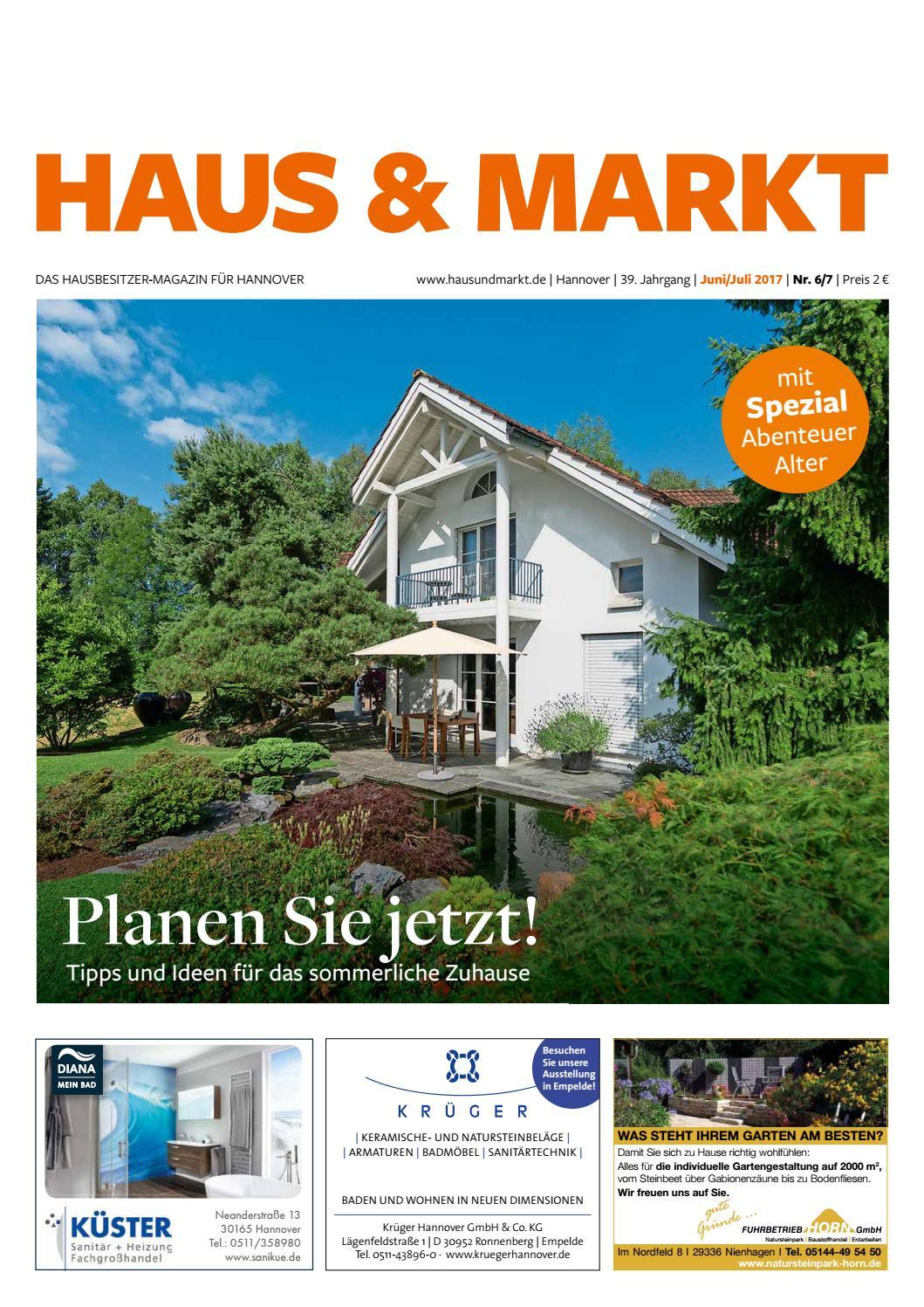 Haus Und Markt 06 07 2017 By Schluetersche   Issuu