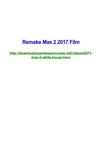 remake max film by frank seamons issuu