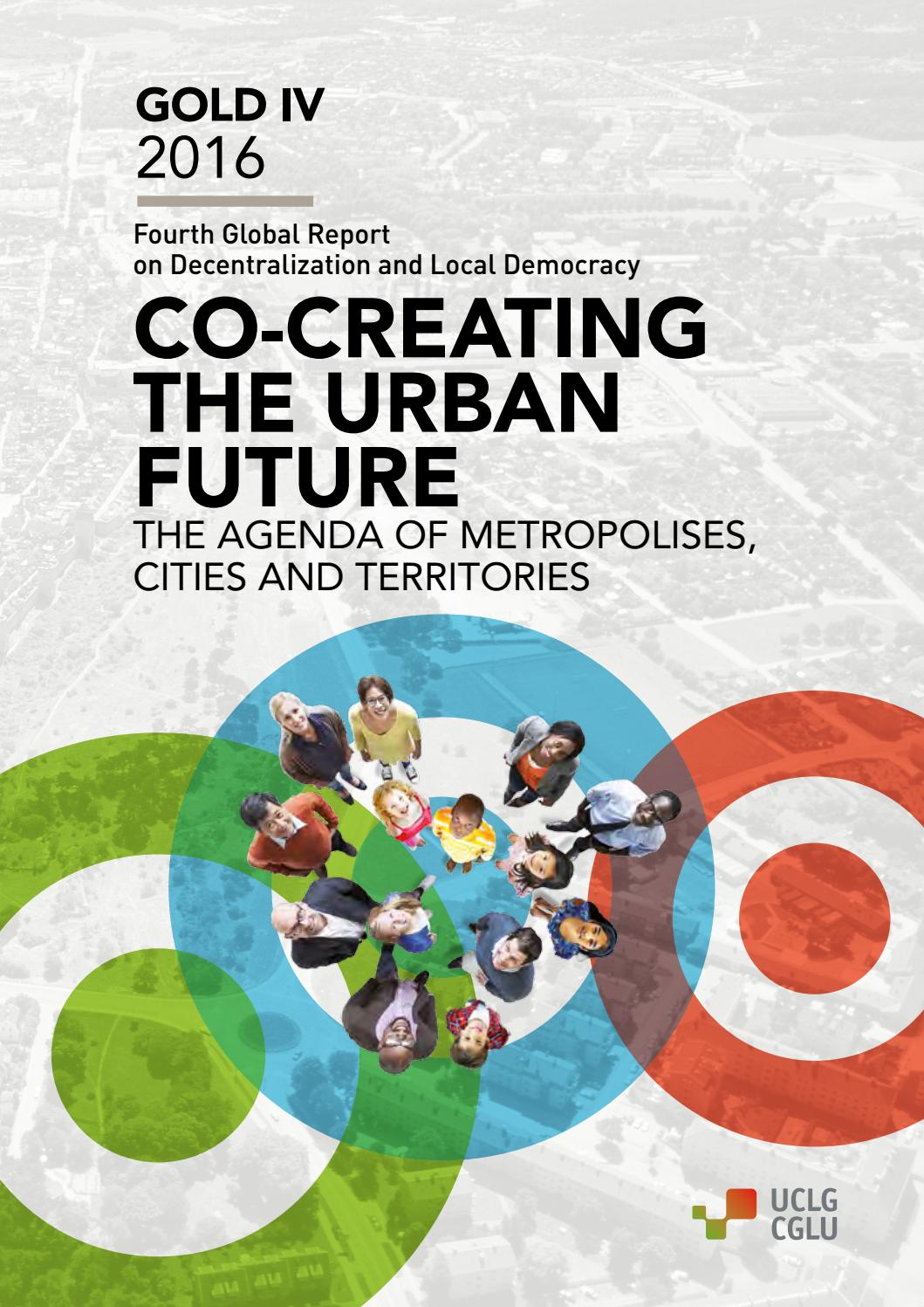 foto de GOLD IV - Co-creating the urban future: The Agenda of Metropolises ...