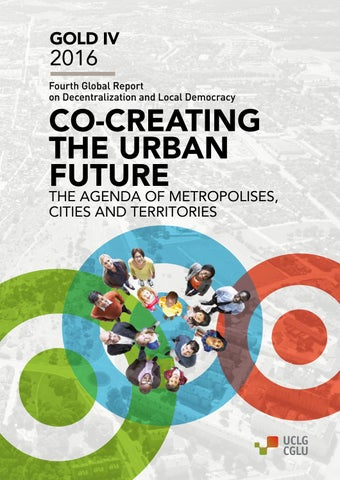 2900169cbb40 GOLD IV - Co-creating the urban future  The Agenda of Metropolises ...