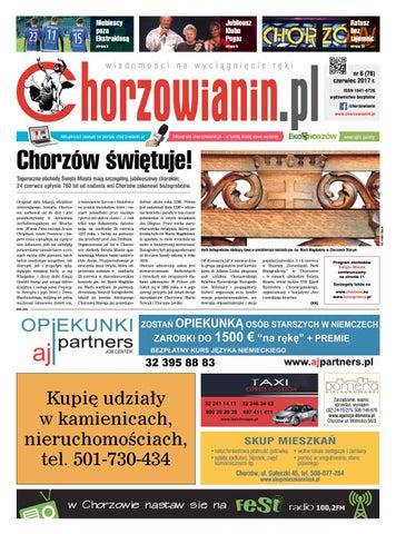 Chorzowianin062017 By Waldemar Waldemar Issuu