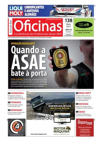 49067acdb Jornal das Oficinas 138 by Jornal das Oficinas - issuu