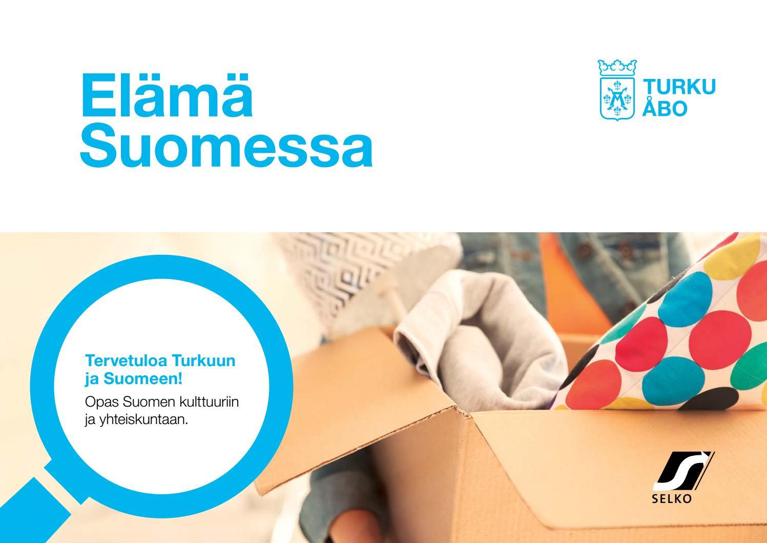 Elämä Suomessa by Turun kaupunki – Åbo stad - issuu 44651561d9