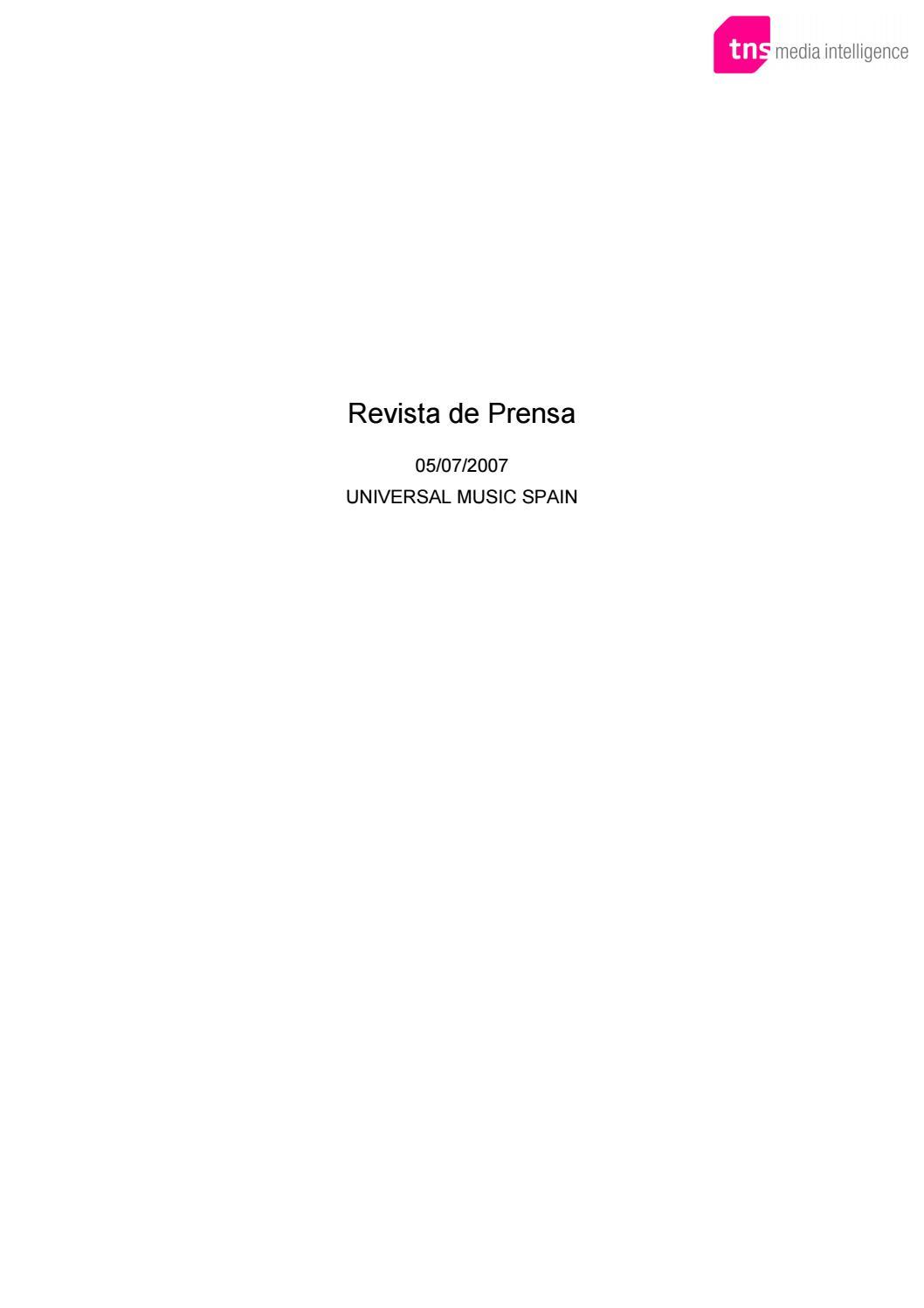 Mala dossier mayo2007 by villaworking - issuu
