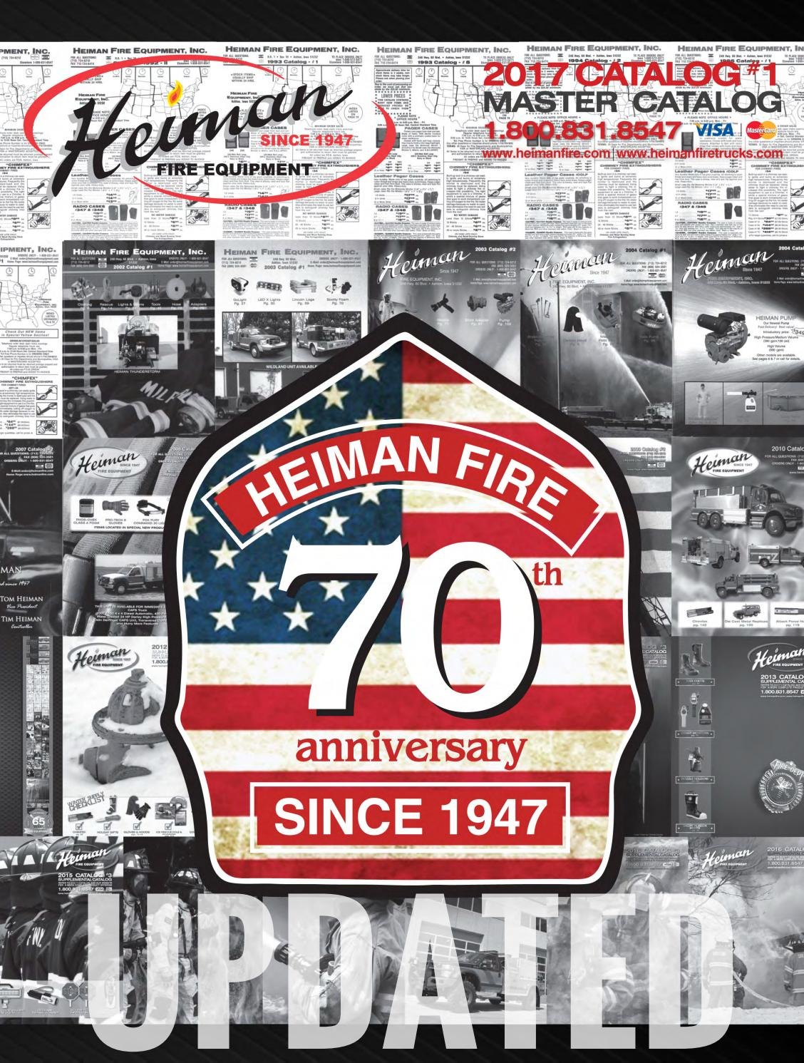 265a8f5ed43 Heiman Fire Catalog 2017  1 by Heiman Fire Equipment - issuu
