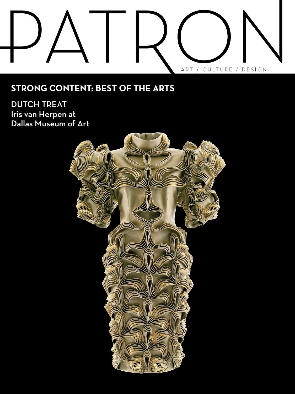Patron Magazine June July Issue Best Of The Arts By Alexandre Christie Ac 6450 Black Case Rose Gold Men Original Issuu