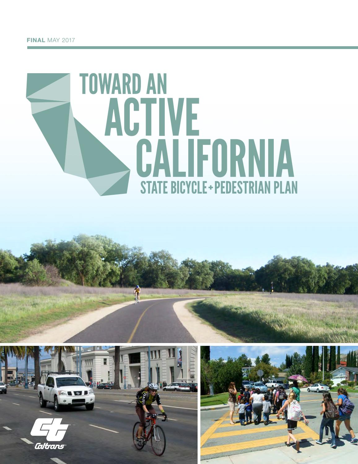 Toward an Active California by Alta Planning + Design - issuu