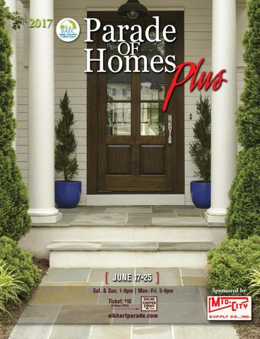 2017 Parade Of Homes, Michiana Area By Phisz Design, Inc   Issuu