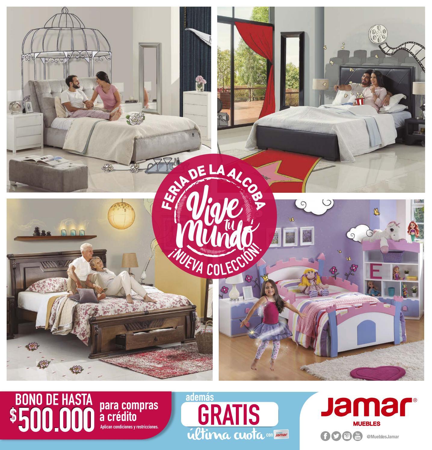 Cat Logo Outlet Jamar 2017 Medellin By Www Jamar Com Issuu # Muebles Laalcoba
