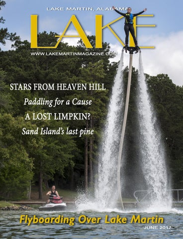 free shipping 85a3c 51bb1 Lake Magazine June 2017